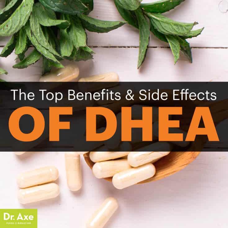 DHEA - Dr. Axe